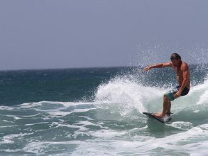 7 Days Beginner's Luxury Surf Camp in Tamarindo, Costa Rica