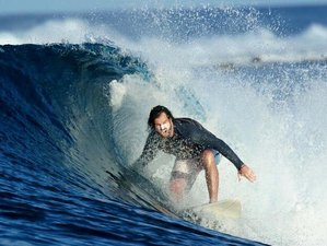 11 Days Surfing Camp in Huvadhu Atoll, Maldives