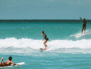 4 Day Exhilarating Surf Package: The Vegan Surf 'n' Yoga Retreat in Fuerteventura