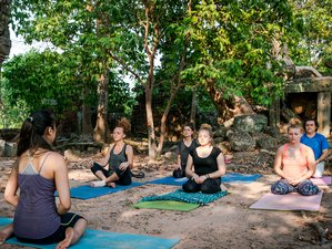 31 Day Meditation and Yoga Journey in Siem Reap