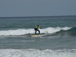 5 Days Adult Surf Camp Lanzarote, Spain