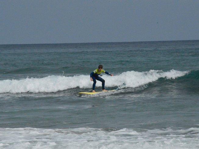 5 Days Adult Surf Camp Lanzarote, Spain