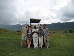 5 Days Tanzania Explorer Safari