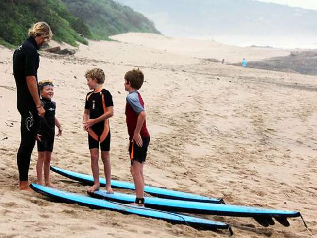 4 Days Weekend Surf Camp in South Africa
