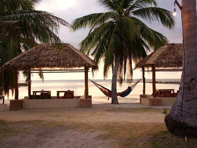 3 Days Intensive Yoga Retreat in Koh Phangan, Thailand