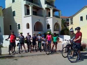 7 Days Coastal Cycling Tour in Messenia, Greece