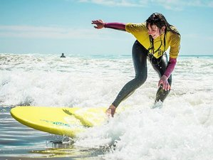 2-Daagse Yoga en Surf Retraite in Marokko