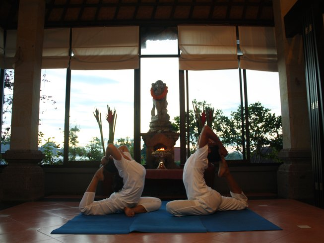 9 Days Explore Yourself Yoga Holiday in Bali, Indonesia