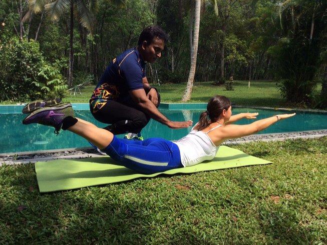 15 días retiro de yoga y pérdida de peso en Kalutara, Sri Lanka