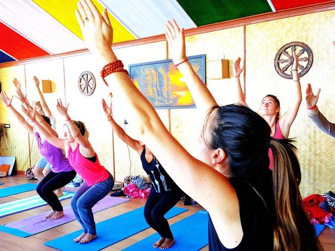 28-Daagse 200-urige Yoga Docentenopleiding op de Himalaya