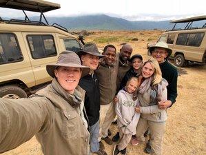 8 Days Northern Circuit Safari Tour in Tanzania