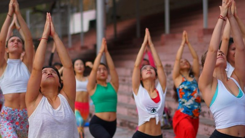 22 Days 300 Hours Kundalini Yoga Teacher Training in Rishikesh ... b4d1608b97b2