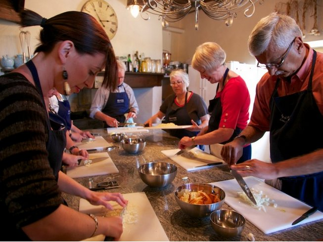 6 Days Foundation Cooking Holidays in France