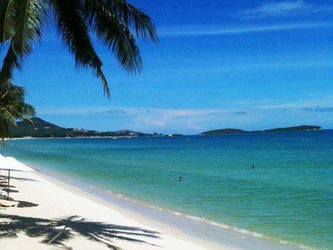 8 jours en retraite de yoga et méditation consciente à Koh Samui, Thaïlande
