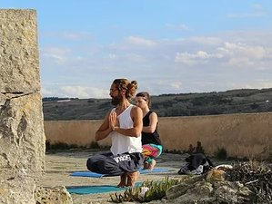 4 Days Surf Sup and Yoga Retreat in Lisbon, Portugal