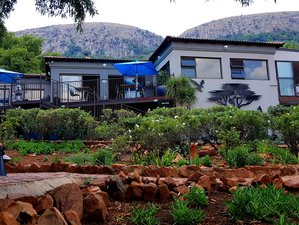 8 Days Serene Spa, Meditation, and Yoga Retreat on the Magalies Mountains in Pretoria, South Africa