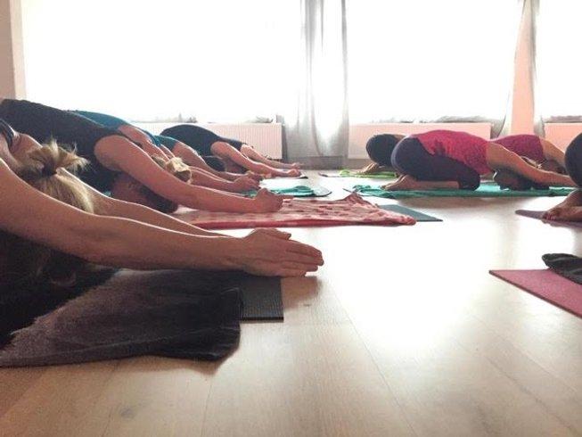 8 Days Energizing Detox Hot Yoga Retreat in Ibiza