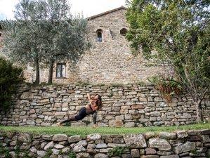 8 jours en stage de yoga et cuisine avec Adrianna Rizzolo en Italie