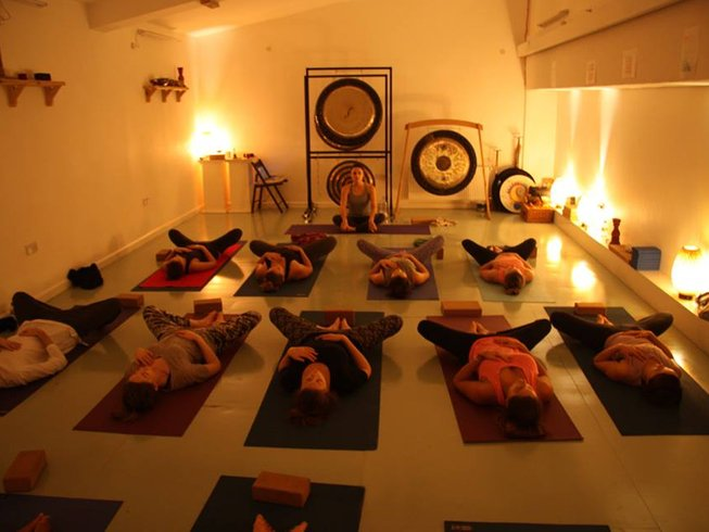 8 Days Sound, Creativity, and Yoga Retreat in India