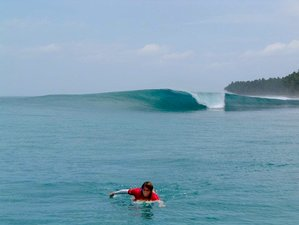 8 Days Uncrowded Surf Camp in South Nias Regency, Indonesia