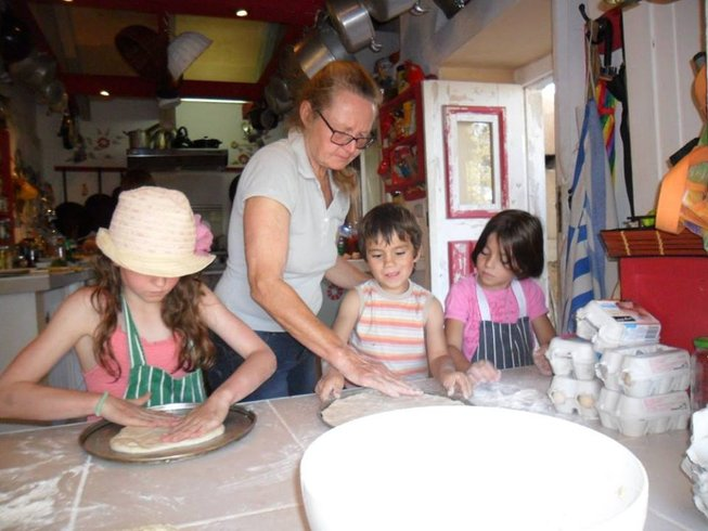 8 Days Cooking and Horse Riding Family Trip in Portugal