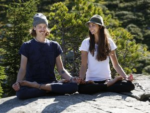 5 Tage OM am Berg Yoga Urlaub in der Steiermark, Österreich