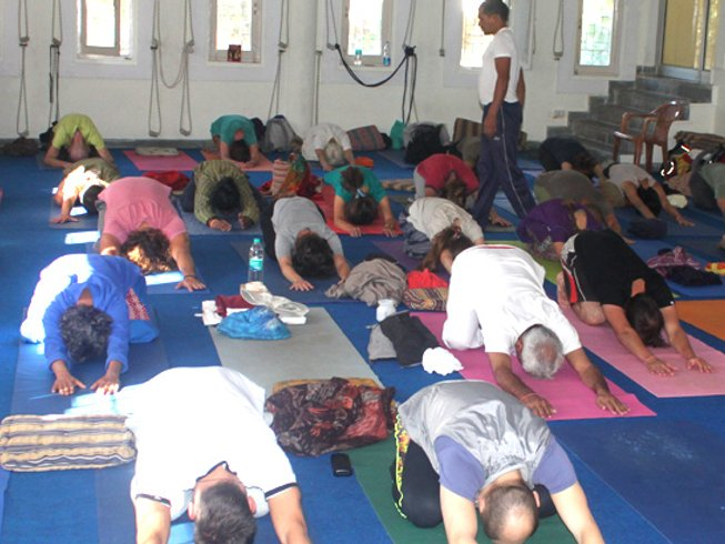 27 Days 200-Hour Yoga Teacher Training in India