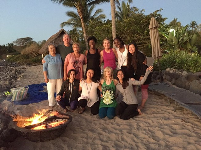 8 Days Let Your Soul Shine Spring Revitalization Meditation and Yoga Retreat in Chacula, Mexico