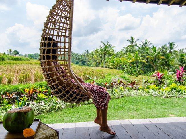 7 Days Yoga and Raw Food Retreat in Bali, Indonesia