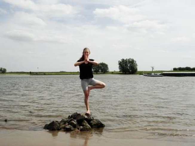 5 Days Relaxing Meditation Yoga Retreat on Boat in the Netherlands