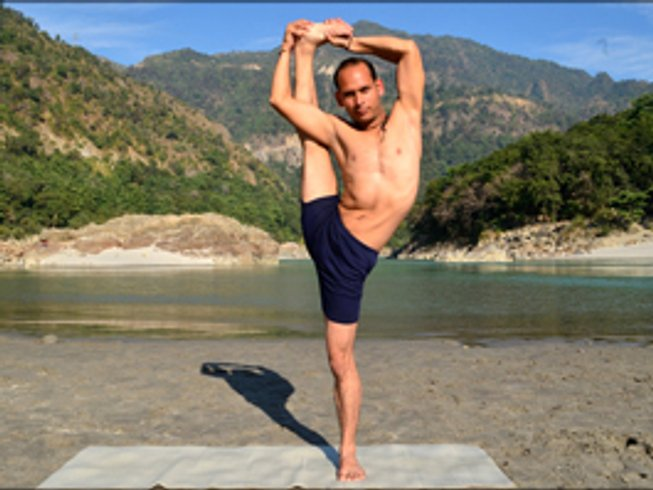 71 Days 500-Hour Hatha YTT in Rishikesh, India