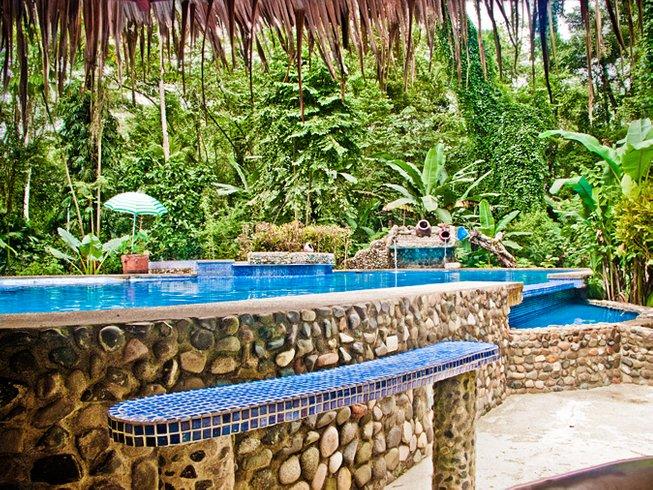 8 Days Tropical Yoga Retreat Costa Rica