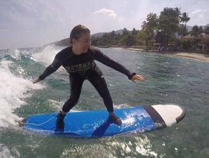 7 Day Senggigi Wave Surf Camp for Beginner and Intermediate Surfers in Lombok, West Nusa