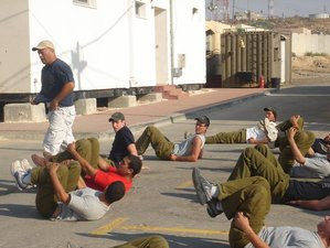 2 Weeks Krav Maga Winter Training Camp in Israel