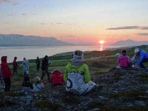6 Days Autumn Yoga Holiday and Hike Retreat in Iceland