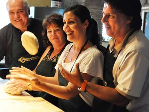 8 Day Authentic Wine and Cooking Holidays in Private Local Homes in Tuscany and Umbria