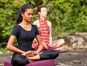 5 Days Rakitha (Protection) Suwashanthi Yoga and Ayurveda Retreat in Sigiriya, Sri Lanka