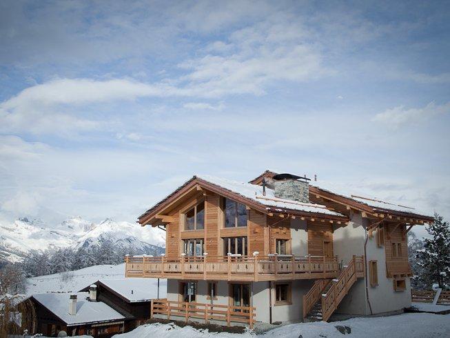 8 Days Swiss Alps Chalet Professional Hosting Holidays