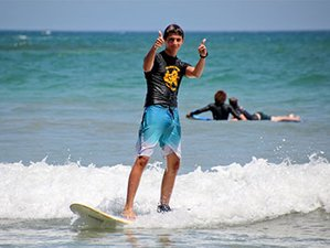 9 Days Teen Surf Camp Costa Rica