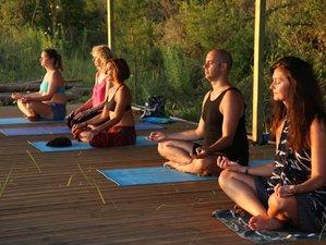 12 Day Vipassana Meditation Retreat in Palairos, Greece