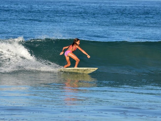 7 Days Unforgettable Surfing Vacation in Manzanillo, Cobano, Costa Rica