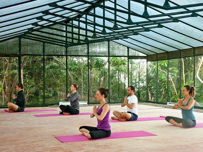 8 días retiro de Bikram Hot yoga en Puerto Vallarta, México