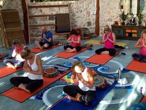 6 Days Beachfront Luxury Meditation and Yoga Retreat Tulum, Mexico