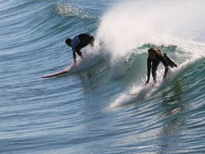 8 Relaxing Days in Surf Camp for All Levels in Costa de Caparica, Portugal
