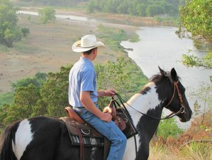 8 Days Peaceful Ranch Vacation By The Brazos River in Waco, Texas