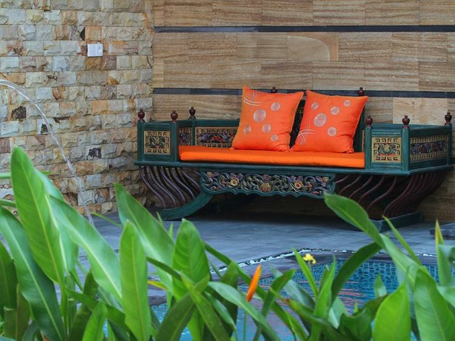 4 Days Anahata Yoga Retreat in Seminyak, Bali