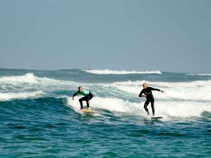 8 Day Exciting Surf Camp in El Cotillo, Fuerteventura