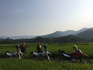 8 Day Best Ever Guided Motorbike Tour in Vietnam