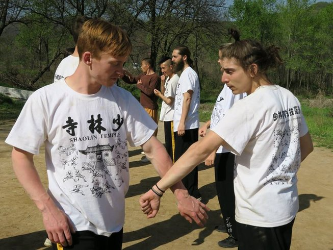 2 Months Authentic Kung Fu Training in China