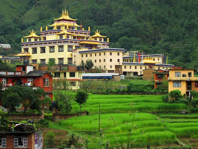 3 Days Hatha Yoga and Philosophy Retreat in Nepal